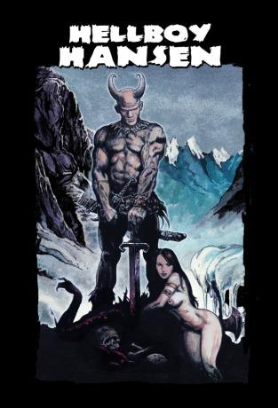 Hellboy Hansen 1