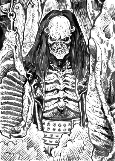 Lordi bassist Ox