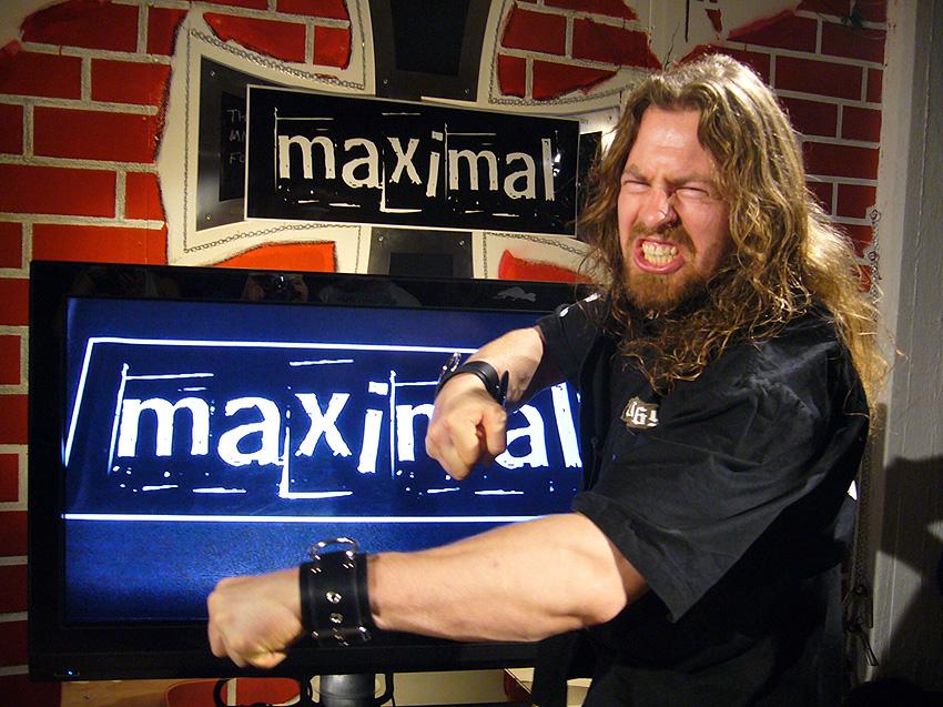 Michael Majalahti MAXIMAL